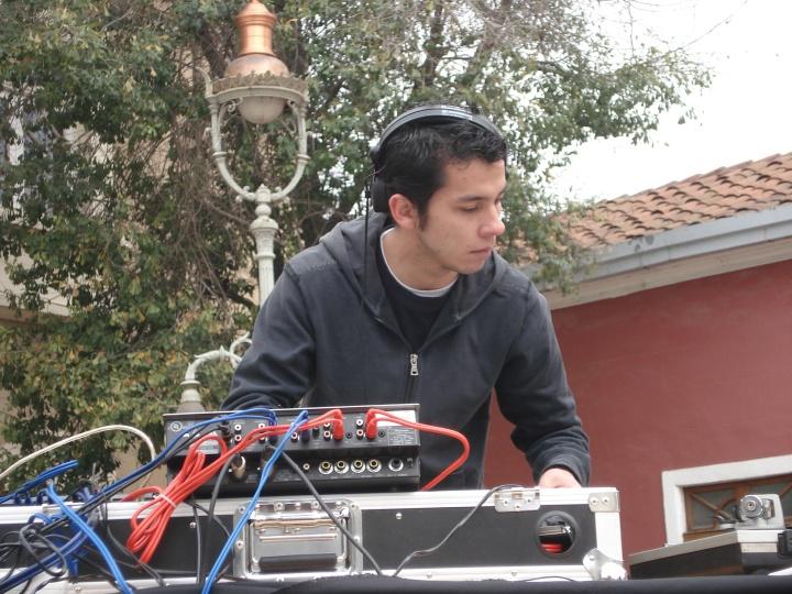 Formandoy en las Fiestas Rancaguinas (octubre 2008)